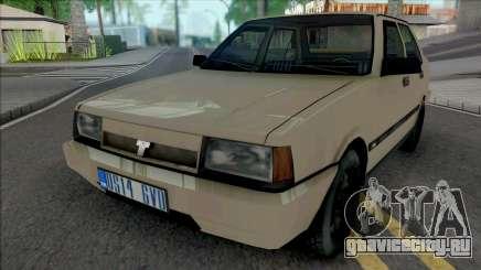 Tofas Sahin Low Poly SA Style для GTA San Andreas