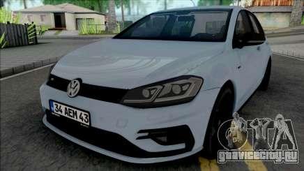 Volkswagen Golf 7.5 R-Line для GTA San Andreas