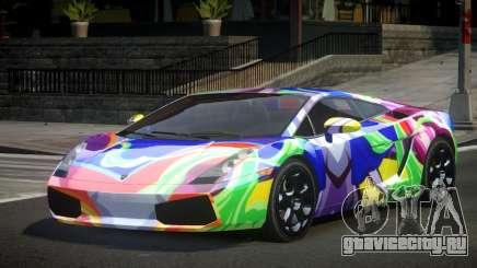 Lamborghini Gallardo PS-I Qz S7 для GTA 4