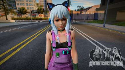 Izumi Sagiri - Casual для GTA San Andreas