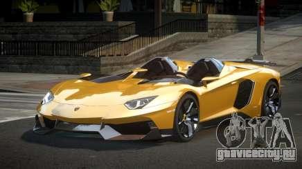 Lamborghini Aventador GST-J для GTA 4