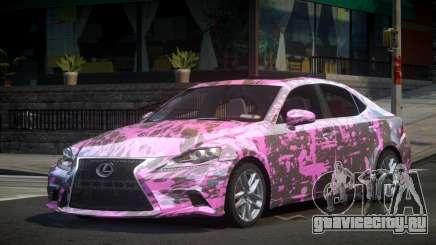 Lexus IS350 GT S1 для GTA 4