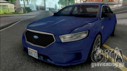 Ford Taurus 2017 Civil Lowpoly для GTA San Andreas