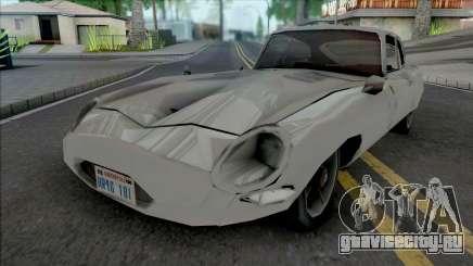 Windsor Drop 1969 (E-type SA Style) для GTA San Andreas