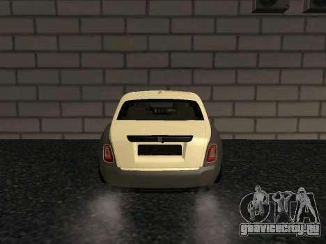 Rolls-Royce Phantom VIII для GTA San Andreas
