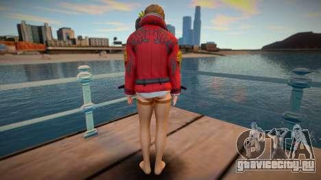 Sexy girl 1 для GTA San Andreas