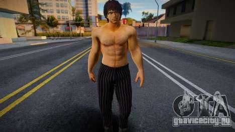 Miguel New Clothing 3 для GTA San Andreas