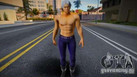 Lee New Clothing 8 для GTA San Andreas