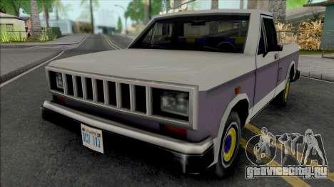 Bobcat de Boca [IVF] для GTA San Andreas