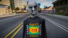 Пожилой Глад Валакас для GTA San Andreas