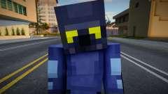 Combine Nova P - Half-Life 2 from Minecraft для GTA San Andreas