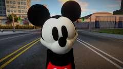 Epic Mickey [HQ textures] - Black для GTA San Andreas
