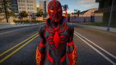 Miles Morales Suit 7 для GTA San Andreas