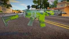 AK5 Biohazard для GTA San Andreas