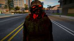 Zombie Soldier 2 для GTA San Andreas