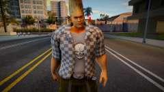 Paul Gangstar 2 для GTA San Andreas