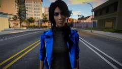 Temptress from Skyrim 1 для GTA San Andreas