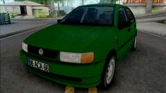Volkswagen Polo (MRT)