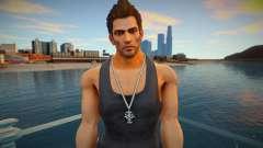 Brad Burn Tagger Boy 10 для GTA San Andreas