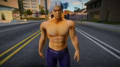 Lee New Clothing 2 для GTA San Andreas