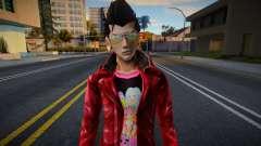 Travis Touchdown (No More Heroes 2) для GTA San Andreas