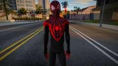 Miles Morales Suit 10 для GTA San Andreas