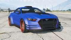 Ford Mustang GT Fastback 2015〡tuned〡add-on v1.5 для GTA 5