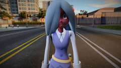 Little Witch Academia 27 для GTA San Andreas