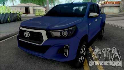 Toyota Hilux SRX 2019 для GTA San Andreas