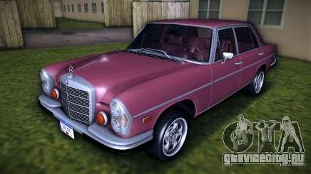 Mercedes-Benz 300 SEL 6.3 (W109) 1967 для GTA Vice City