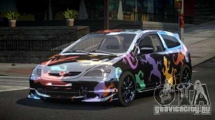 Honda Civic BS-U S7 для GTA 4