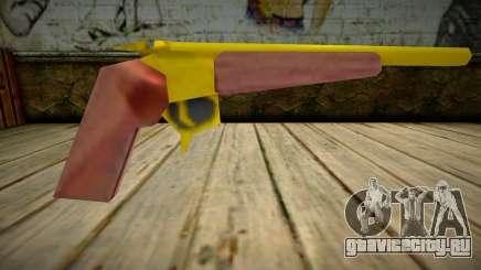 Thompson Contender (Gold) для GTA San Andreas