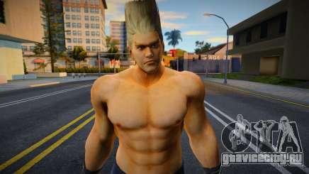 Paul New Clothing для GTA San Andreas