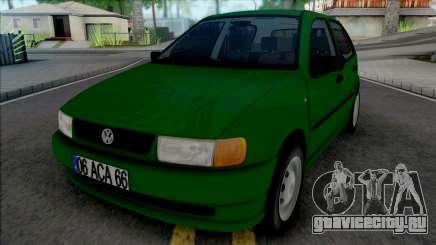 Volkswagen Polo (MRT) для GTA San Andreas