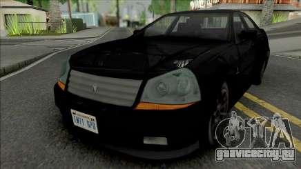 GTA IV Albany Presidente для GTA San Andreas