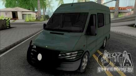 Mercedes-Benz Sprinter 1997 Security Van для GTA San Andreas