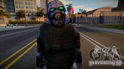 Combine Soldier 99 для GTA San Andreas