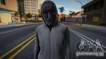 Male Random Leader Squid Game для GTA San Andreas