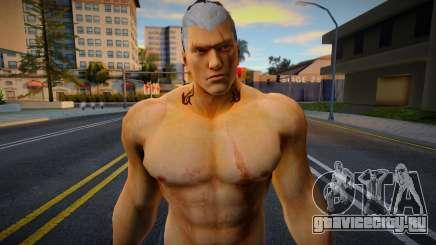 Bryan New Clothing 1 для GTA San Andreas