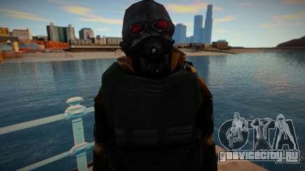 Combine Soldier 96 для GTA San Andreas