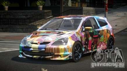 Honda Civic BS-U S9 для GTA 4