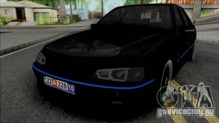 Peugeot Pars Yakuza для GTA San Andreas