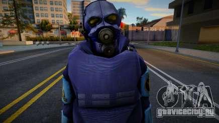 Combine Soldier 95 для GTA San Andreas