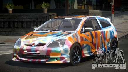 Honda Civic BS-U S3 для GTA 4